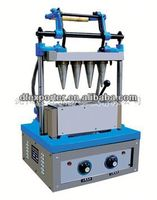 filling machine for ice cream cups cones DF-4,ice cream cone machinery manufacturer