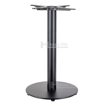 Hot selling ronde restaurant metalen eettafel base
