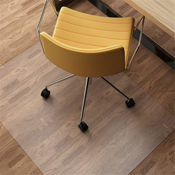 Waterproof Plastic Pvc Chair Floor Mat