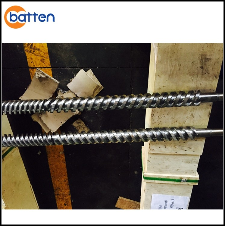 kabra pvc pipe machine screw barrel