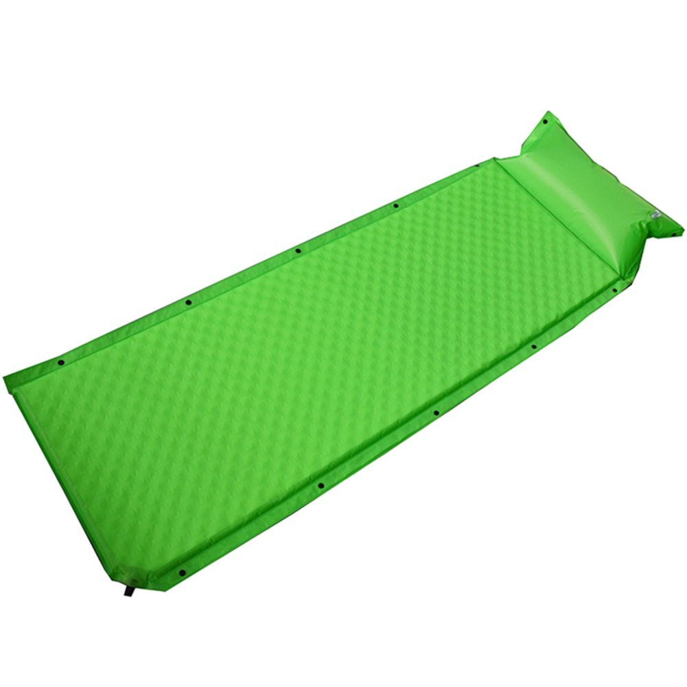 Automatic inflatable outdoor mat/ tent mats/ single NAP sleeping pad/ double picnic mat/ inflatable cushions