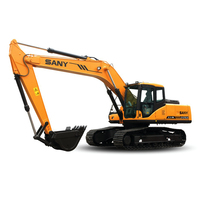 Brand New Digging Machine 28.5T Sany Diesel Engine Micro Excavator for Sale in Dubai