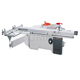 Used sliding table panel saw woodworking, high precision wood cutting sliding table saw machine for sale