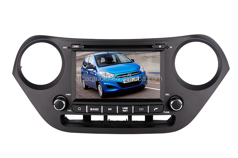 Android 5.1 WIFI 3G touch screen car dvd player gps navigation system for Hyundai I40 2014-