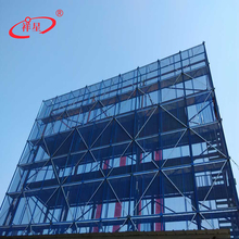Wholesale construction 100% new scaffolding for high-rise buildings