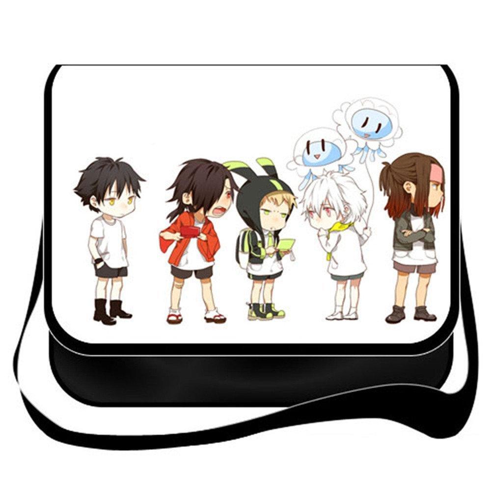 Siawasey DRAMAtical Murder DMMD Anime Seragaki Aoba Backpack Messenger Shoulder Bag