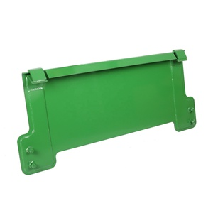 Quick Tach Mount Plate Attachment Fit for John Deere Front Tractor Loader 1/4''