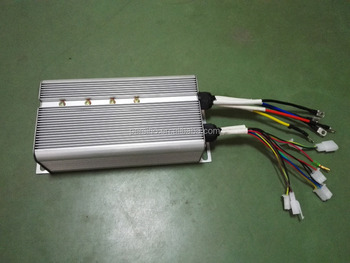 top quality 24 tube 48v/60v electric tricycle motor controller