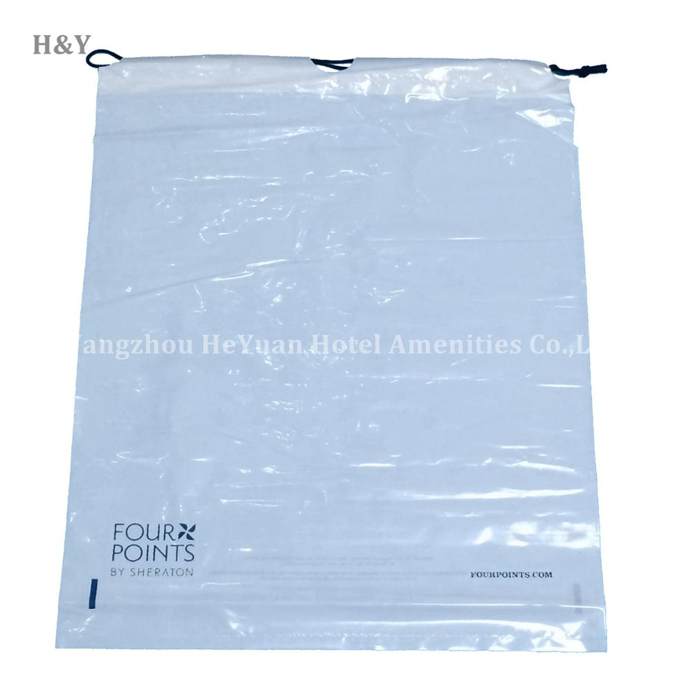 New Design OEM Disposable Hotel Laundry Bags