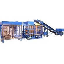 QTF4-25 cheap price automatic concrete block making machine line price