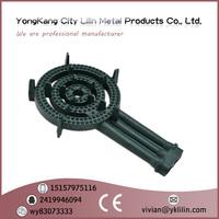 3 rings C40 single burner gas cooking range with low price