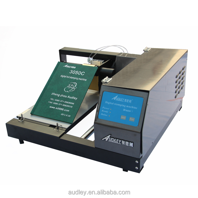 Adl-360c Digitale Heißfoliendrucker Drucker