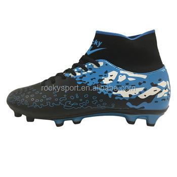 Zapatos De Futbol Con Tobillera fc84d8cc83fb0