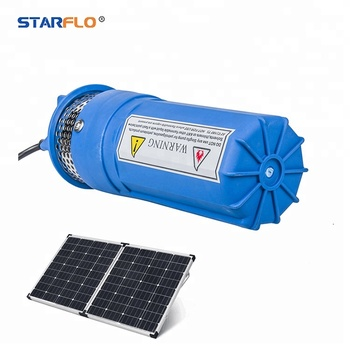 Starflo 105-110psi 12v Dc High Pressure Submersible System Solar Powered  Water Transfer Pump For Agriculture - Buy 12v Dc Water Pump,12v Dc High