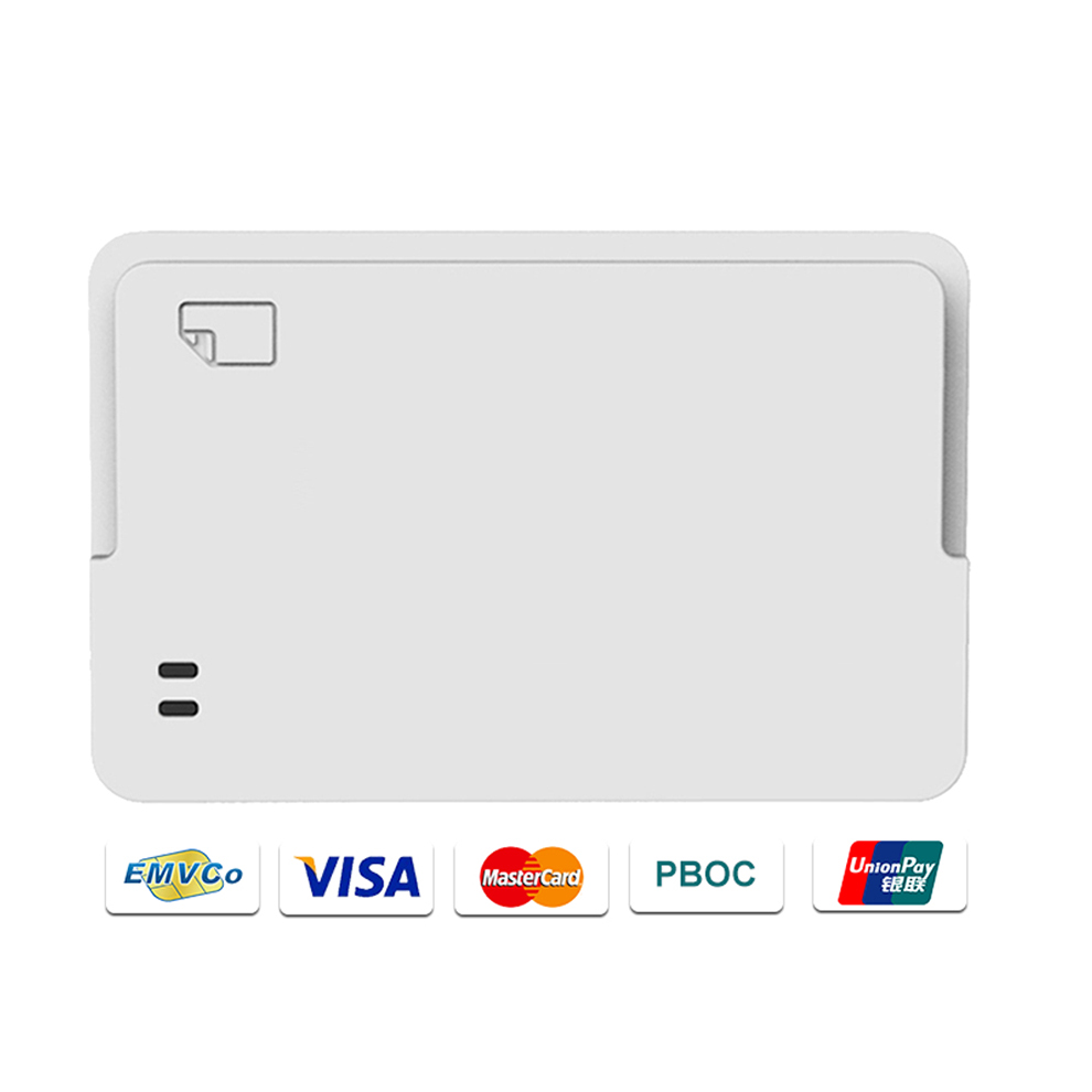 EMV Bluetooth paypass wireless magnetic card reader