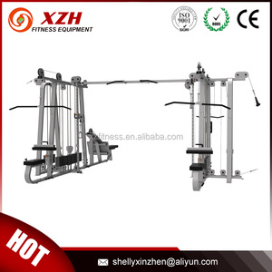 Multi gym Fitness Equipment New style 7stations Equipment, Hot Sale Fitness