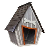 Prefab wooden pet house small dog house new