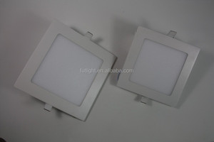 Dual white remote control & wifi available led panel downlight led warm white to cool white panel downlight