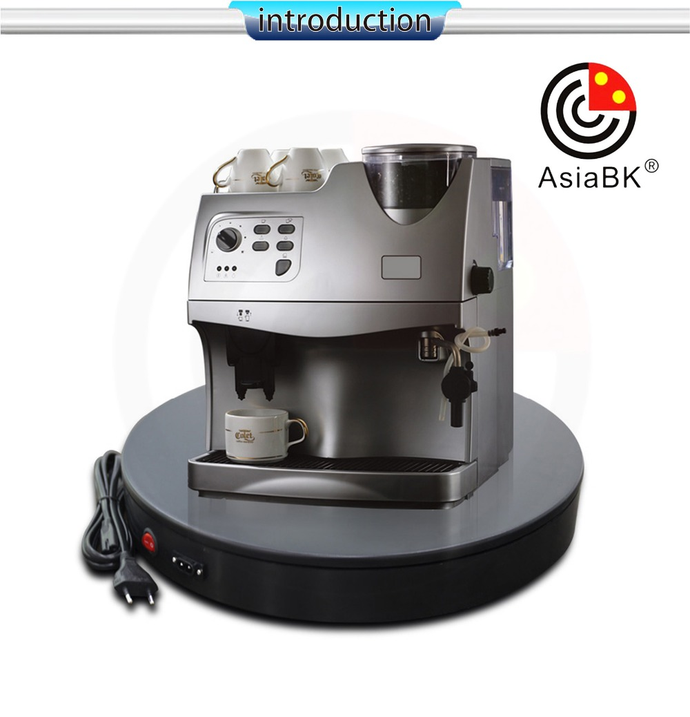 Display 100kg Bearing Rotating Electric Turntable For Watch ...