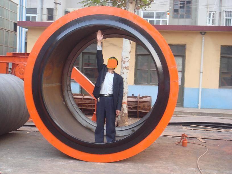Concrete Drain Pipe : New business ideas machine concrete culvert pipe making