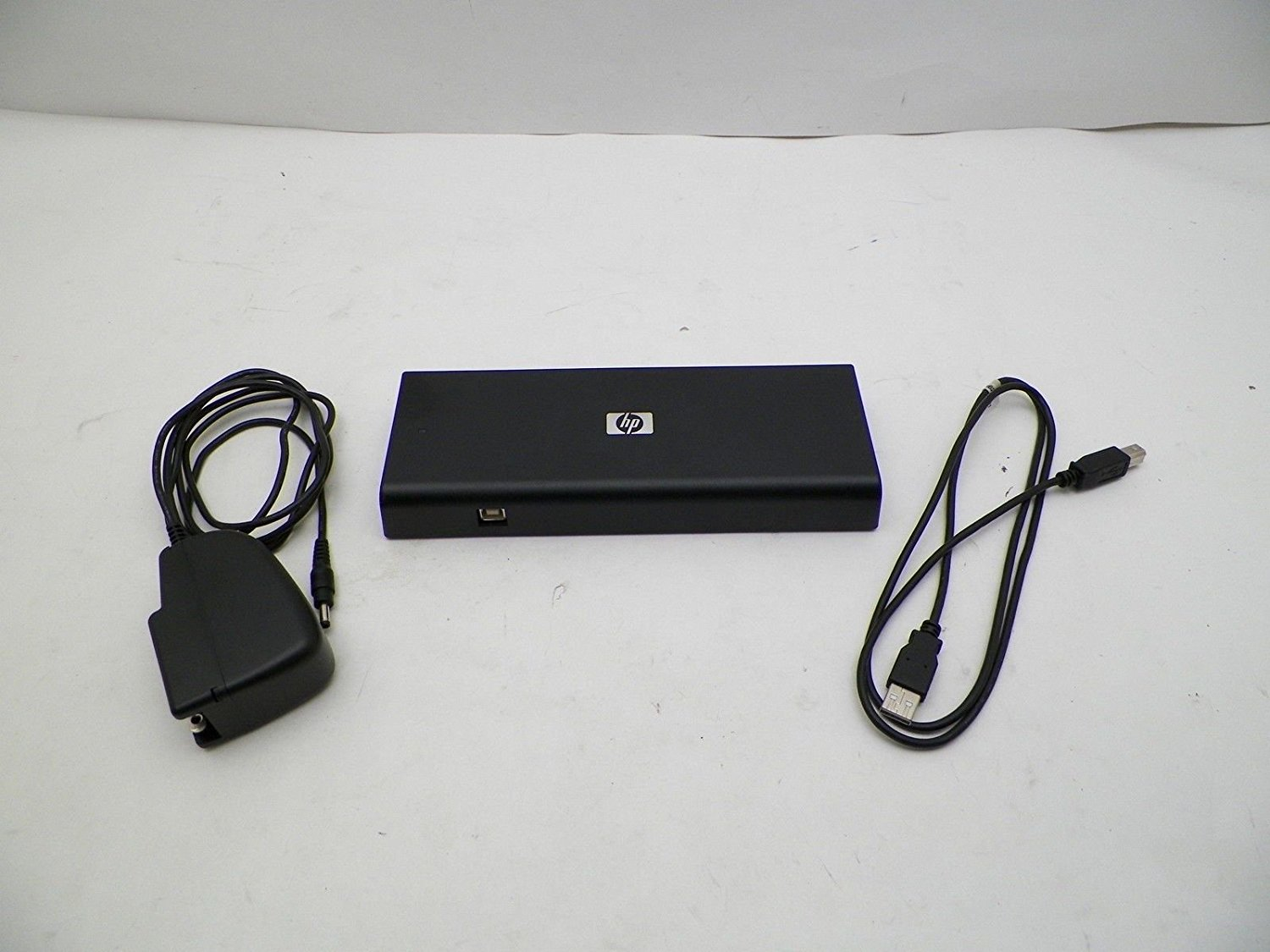 HP 497652-001 HSTNN-S01X USB 2.0 Docking Station for EliteBooks & Notebooks