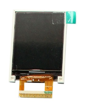 Factory price 1.8 inch tft lcd module 128x160 with 20PIN and st7735s