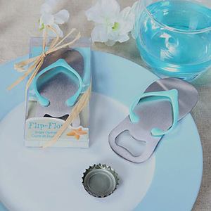 Nice and Cheap Promotion Gift Flip Flop Bottle Opener
