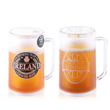 Promotional Items 16 Oz Frosty Mug Beer Stein Chilled Frozen Drink Cup -  Buy Promotional Items 16oz Frosty Mug,Beer Stein,Chilled Frozen Drink Cup