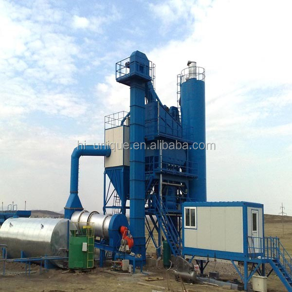 High Efficiency LB3000 Stationary Asphalt Mixing Plant Price in Philippines