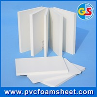 Green expanded pvc sheet 48*96 inches