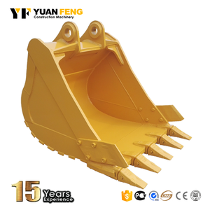 Soil digging machine soil bucket for Chinese 20 ton excavator PC200