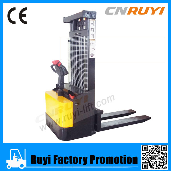 Low failure rate free lifting semi electric pallet jack most popular in Alibaba