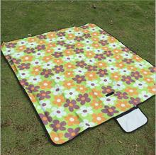 Picnic Rug Waterproof Mat Outdoor Tent Pad Sand Free Folding Padded Beach Mat