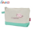 Wholesale custom logo print women's travel beauty makeup bag
