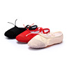 China wholesale dance shoes flexible ballet shoes ballet pointe shoes for sale