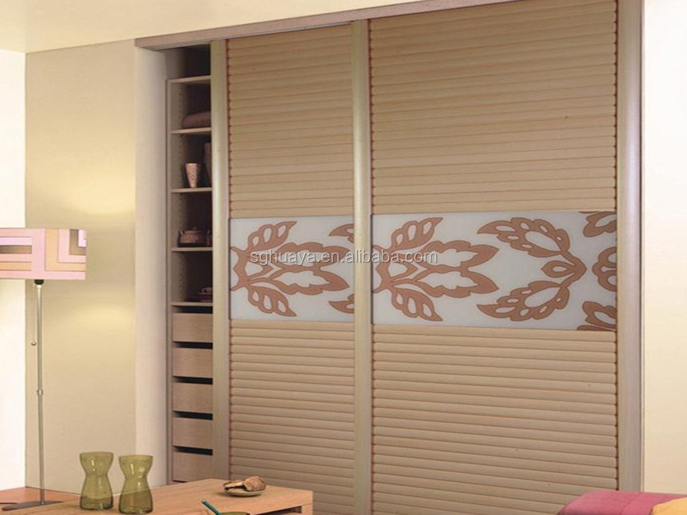 Modern Bedroom Sliding Door Wardrobe Design/indian Bedroom ...