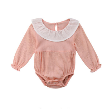 Wholesale Fashion Children Pajamas Kids Clothes Baby Cute Romper