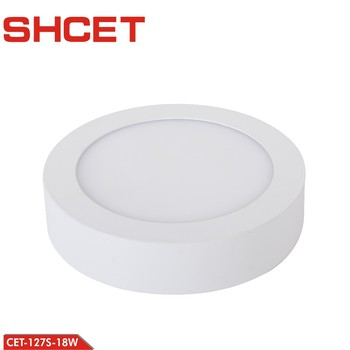 Cet 127s 18w Round Led Panel Light 18w Surface Mounted China Led Panel Light Buy Led Panel Light Led Panel Light 18w Led Surface Panel Light Product