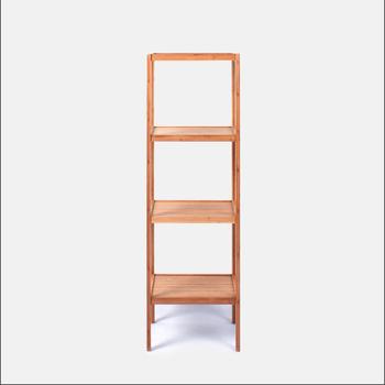 Alibaba Trading Urance 4 Tier Wood Corner Stand Kitchen Furniture