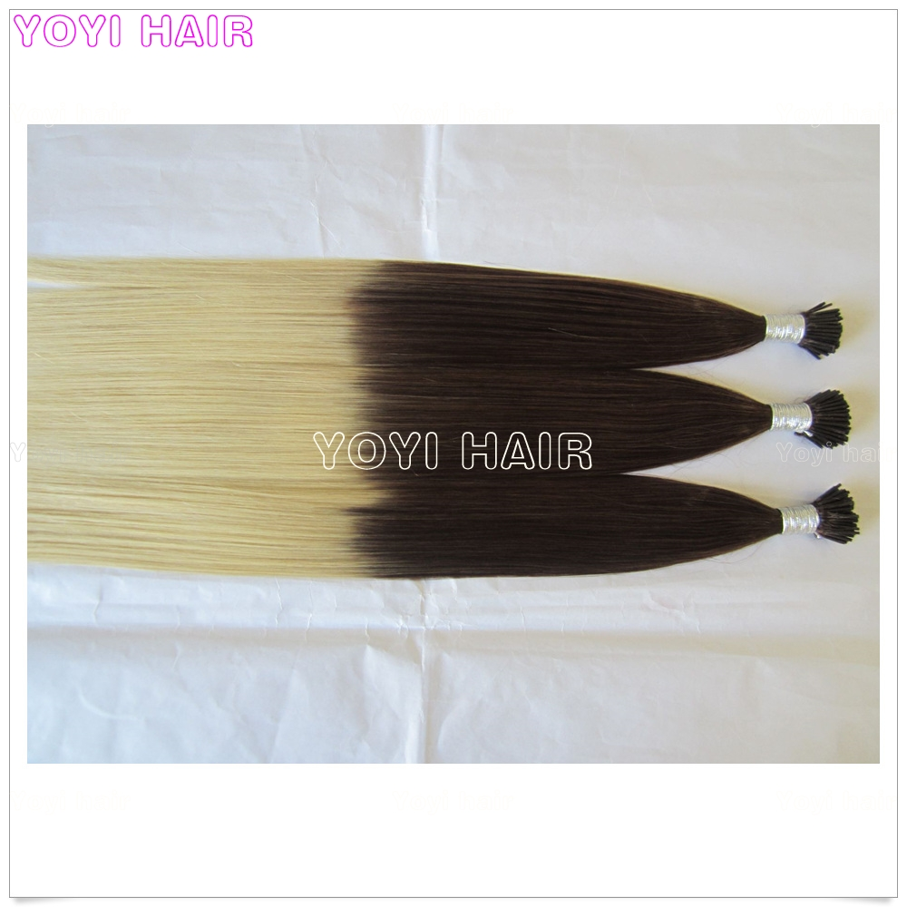 Ombre I Tip Hair Extension For Cheap Keratin Tip Hair Buy Ombre I