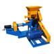 Rongchang industrial using capacity floating fish feed extruder/small extruder for fish feed making