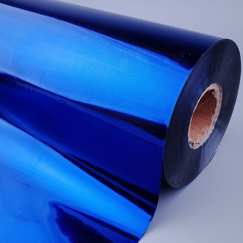 main offer color aluminized film alu pet alu gold pet film