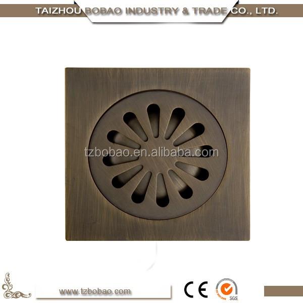 9452F antique floor drain