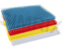 "Silicone Mats For Sterilization Trays and instruments placing , 6""x10"" , and custom sizes, SIMRIX"