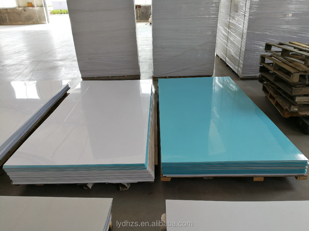 High Glossy Acrylic Wall Panel For
