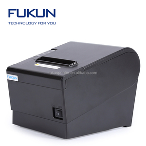 FUKUN FK--POS80-BS Competitive Price 250mm/s~300mm/s Thermal Receipt Printer Manual