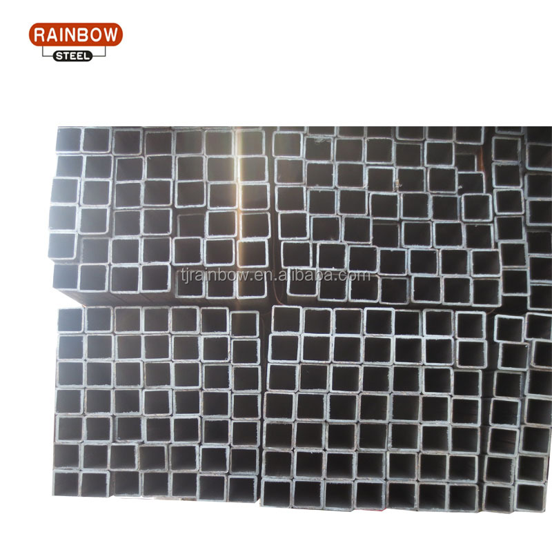good quality square hollow section steel pipe factory