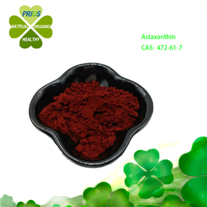 Prius Supply Natural Haematococcus Pluvialis Extract Astaxanthin Powder
