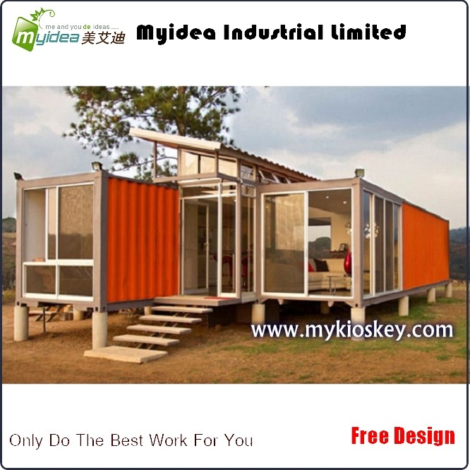 Container Rooms pretty & eleagnt prefabricated hotel rooms with ce approved