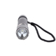 Tiger head led torch light t6 zoomable flashlight super